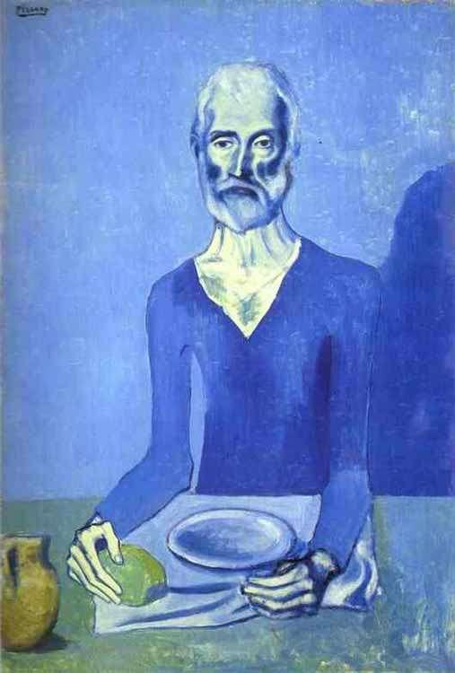 Picasso - Asceta - 1903