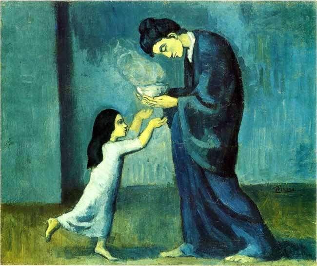 Obraz - Zupa - 1902