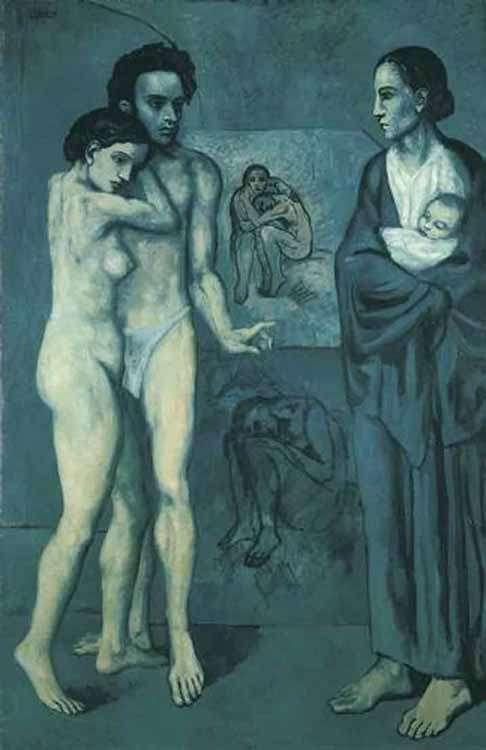 Obraz - Życie - 1903